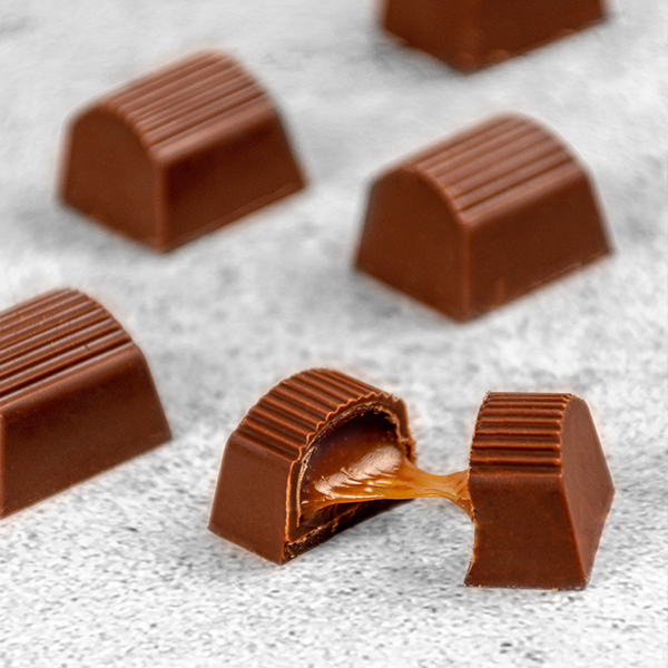 Milk Chocolate with Caramel