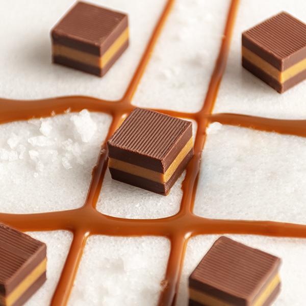Caramel Cremino